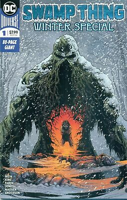 Swamp Thing Winter Special #1 - 1St Print - Nm