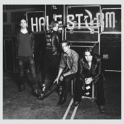 Halestorm - Into The Wild Life (Deluxe) - Halestorm CD DAVG The Fast Free