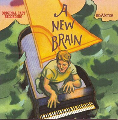 A New Brain: Original Cast Recording [SOUNDTRACK] -  CD LOVG The Fast Free