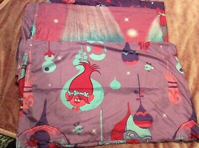 Trolls Girls Single Bed Set