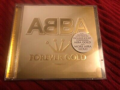 Forever Gold Abba | 2 CD | Greatest Hits In Very Good condition