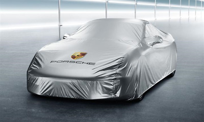 Genuine Porsche Tequipmet Outdoor Car Cover for the 718 Boxster - 982 044 000 03