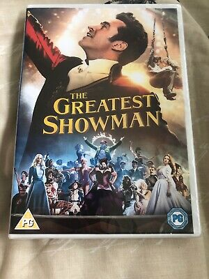 The Greatest Showman DVD NEW SEALED