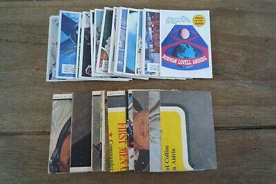 A&BC Man On The Moon Cards From 1970 Jigsaw Back - VGC - Pick The Cards You Need