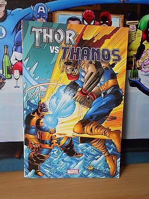 Marvel - Thor Vs Thanos  Tpb