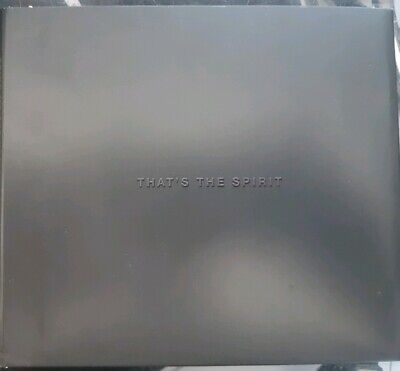 BRING ME THE HORIZON That's The Spirit CD in digipak.