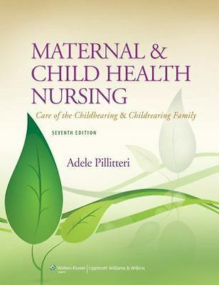 Maternal and Child Health Nursing : Care of the Childbearing and Childrearing...