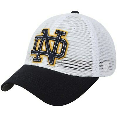the latest 84d27 92aa9 Notre Dame Fighting Irish Top of the World Mesh Made Snapback Adjustable Hat  -