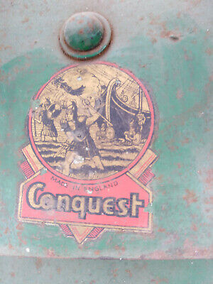 Conquest toys Pressed Steel Crane similair to Triang