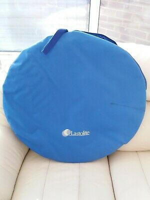 Lastolite Collapsible Rear Screen Sky Blue with Clouds design