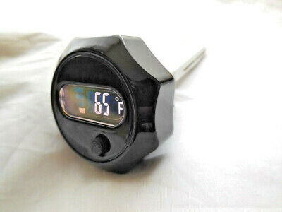Harley Davidson Dipstick Oil Rod Temperature Level Touring Black LCD 63030-09A