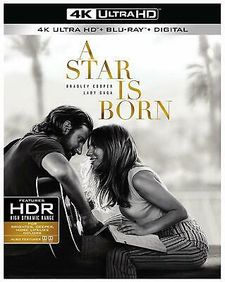 A Star Is Born (4K UHD, 2019)