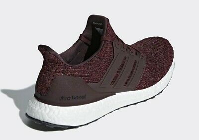 cee8527ed8f Men s Adidas Ultra Boost 4.0 NIGHT RED - CM8115 ULTRABOOST New With Damaged  box