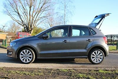 2010 Volkswagen Polo SEL - Grey, Manual, low mileage!! great condition