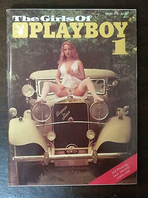 Playboy magazine special edition The Girls of Playboy 1 1978 VERY GOOD