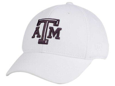 newest collection db4b5 28c8b Texas A M Aggies NCAA Coolon Stretch Cap Hat University Men s College  Station TX