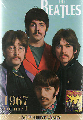 THE BEATLES - 1967 VOLUME I & II - 19CD+6DVD in 2x BOX-SET DELUXE EDITION SEALED