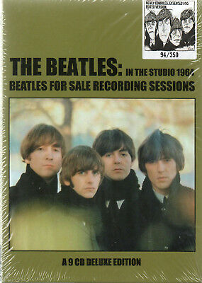 The Beatles - In The Studio 1964 - 9Cd Box-Set Deluxe Edition N°92/350 - Sealed