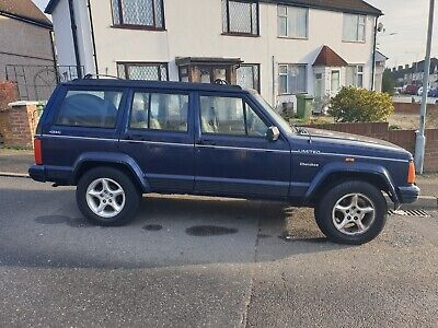 Jeep Cherokee Limited 1993 56k Miles MOT until June  - Drives Well