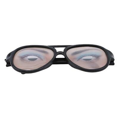 a25a413624 Funny Crazy Fancy Dress Glasses Novelty Costume Party Sunglasses  Accessories H