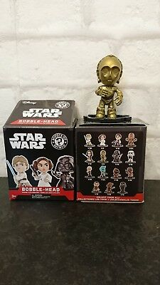 FUNKO POP STAR WARS mystery mini C-3PO Rarity: 1/8 pop a new hope new c3po