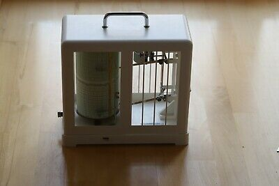 Lambrecht Thermohydrograph, typ 252, in excellent condition