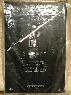 Hot Toys Darth Vader Star Wars Ep IV A New Hope 1/6th Scale MMS279 NEW SEALED