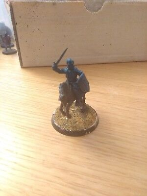 Isildur Lord of the Rings Games Workshop Metal Foot and Mounted (Conversion)