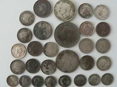 Metal Detecting Finds... Silver Coins.