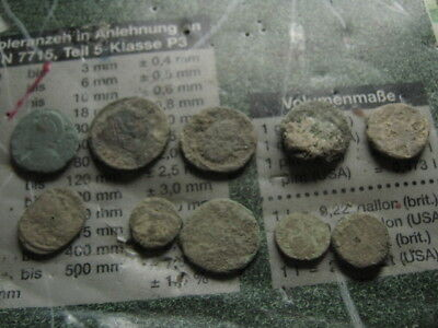 .Ancient roman coins lot 44