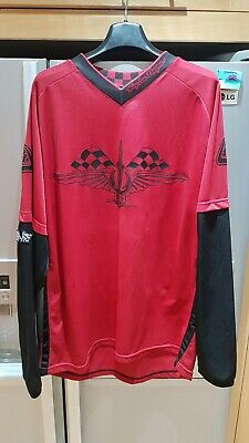 Troy lee designs tld mx motocross jersey xl