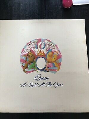 A Night At The Opera by Queen LP