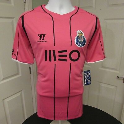 2014-2015 FC Porto Away Football Shirt, Warrior, Soccer Jersey, L, BNWT, Camisa