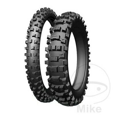 Michelin AC10 110/100 - 18 64R Tubed Rear Tyre Honda XR 600 R 1997