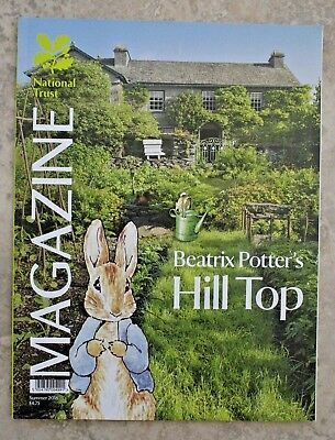 National Trust Magazine 2016 - Beatrix Potter Hill Top - 74 pages
