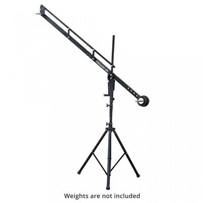 PROAIM Professional 9ft Video Jib Camera Crane Stand for Commercial Shoot