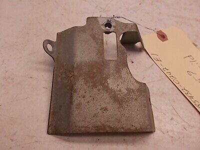 Briggs & Stratton 710259 Heat Shield. From Model 185432. Fits Others. USED