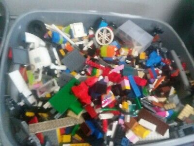 100% Genuine LEGO 1 pound lbs 99 avail Cleaned Sanitized Blocks Bulk lot Pieces