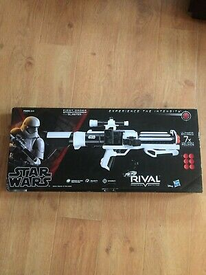 Hasbro - Nerf Rival Star Wars Stormtrooper Blaster-Cheapest on ebay!