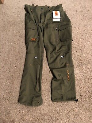 e20b2258f2b9b First Lite - Obsidian Merino Pants - Size Large Color Conifer (Olive Green)  NEW