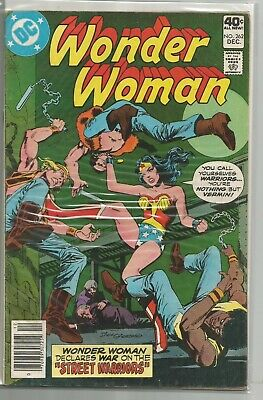 wonder woman #262 (DC SEPT 1979)