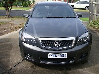 2010 Holden Caprice V8 Power With Reg. 25/06/2019. Drives Perfectly