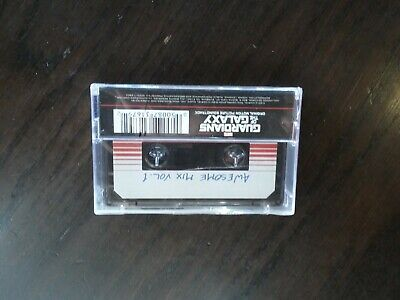 GUARDIANS OF THE GALAXY Awesome Mix Vol 1 CASSETTE Tape Soundtrack RSD Brand NEW