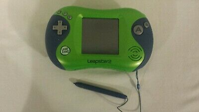 Leapster 2 Learning Video Game System Used