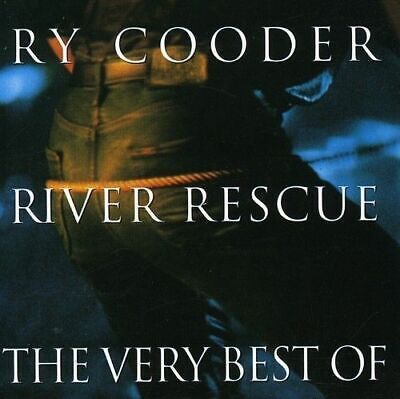 Ry Cooder: River Rescue: The Very Best Of – 19 Track Cd, Greatest Hits