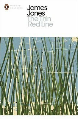 The Thin Red Line (Penguin Modern Classics) by Jones, James Book The Cheap Fast