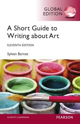 A short guide to writing about art {[PDF  EB00K]}