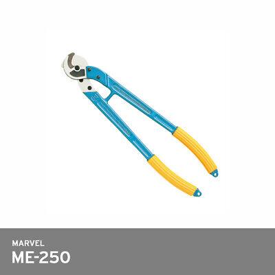 Marvel ME-250 Cable Cutter 24Inch 600x250mm 1.5kg 250sq.mm In/Out 1/5 Free Track