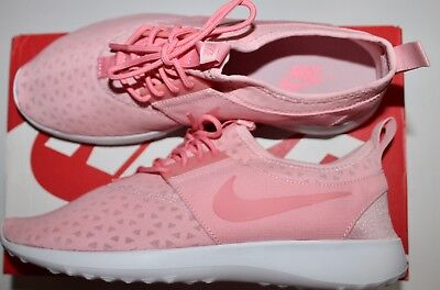 bde33cc433c5 NIKE JUVENATE Women Running Athletic Training Shoes Sneakers Bright Melon  11 NEW