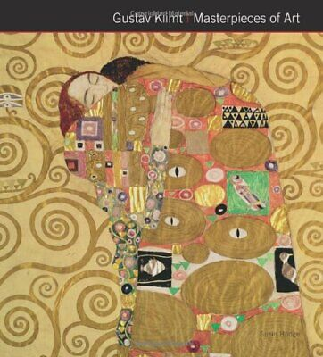 Gustav Klimt Masterpieces of Art by Hodge, Susie Book The Fast Free Shipping